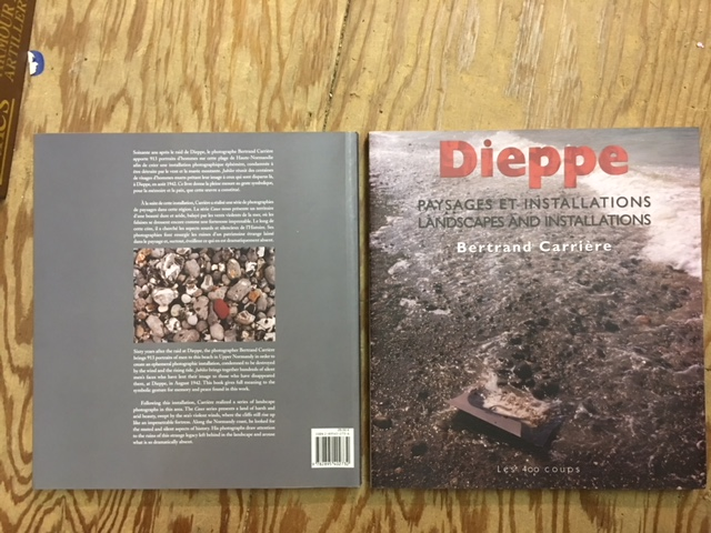 Image for Dieppe : Paysages et Installations / Landscapes and Installations.  First Edition