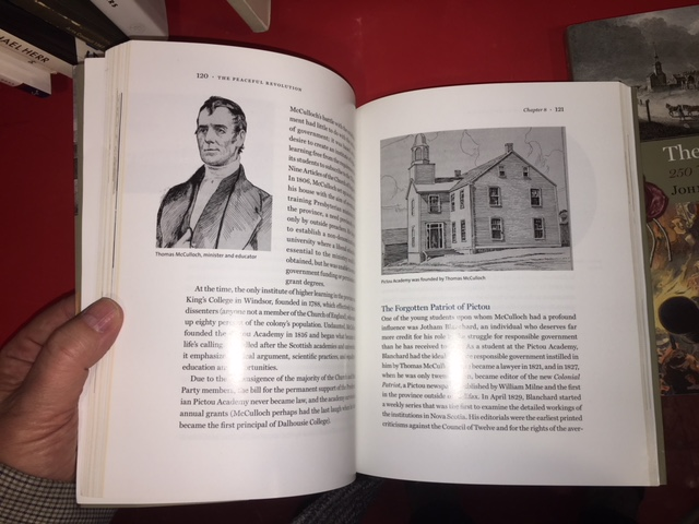 Image for The Peaceful Revolution : 250 Years of Democracy in Nova Scotia. First Edition