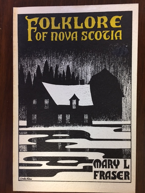Image for Folklore of Nova Scotia. Third? Formac Printing.