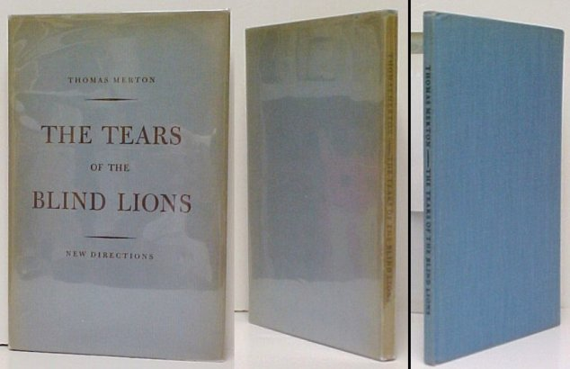 Image for Tears of the Blind Lions. First Edition in dustjacket