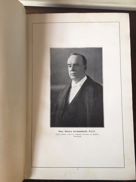 Image for Who's Who and Why in Canada (and in Newfoundland) : A Biographical Dictionary of Eminent Living Canadians and Notable Men of Newfoundland. Volume I : 1912.