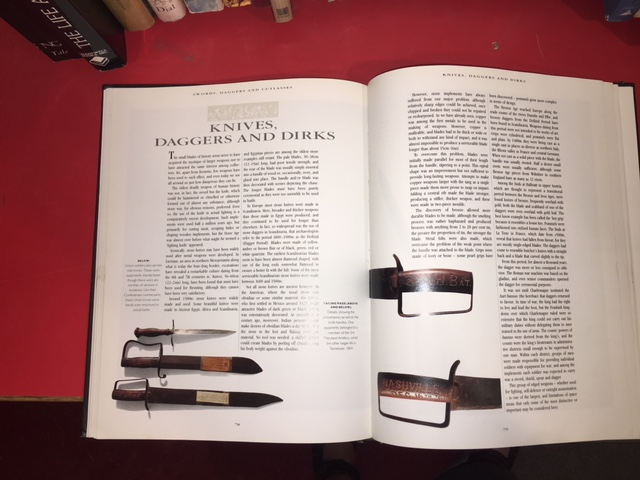 Image for A Collector's Guide to Swords, Daggers & Cutlasses.