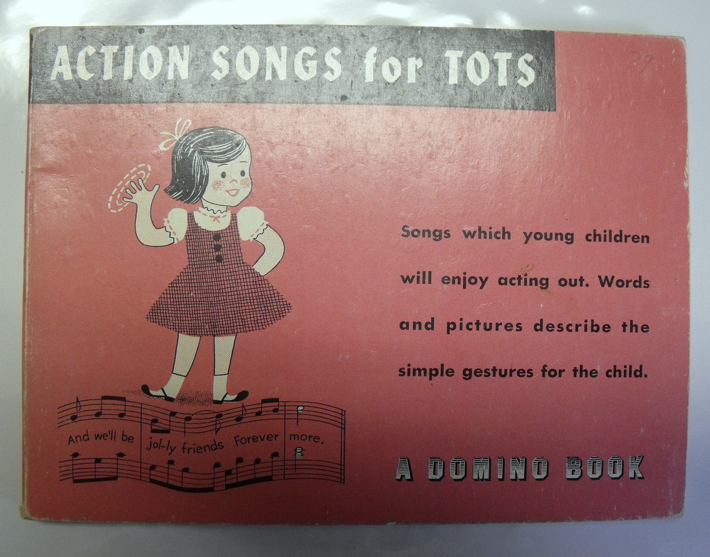 Image for Action Songs for Tots.