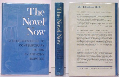 Image for Novel Now : A Student's Guide to Contemporary Fiction.  First Edition in dustjacket
