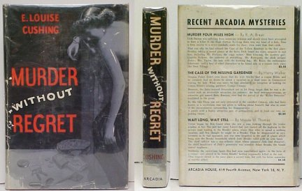 Image for Murder Without Regret. First Edition in dustjacket, Signed
