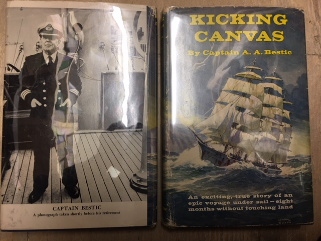 Image for Kicking Canvas.  First American Edition in dustjacket